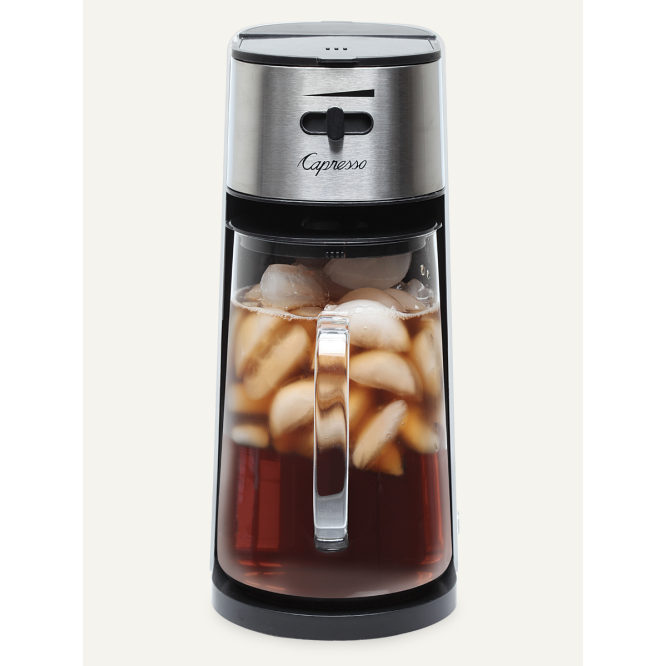 Electric Iced Tea Maker 80 Oz. W/ Removable H20 Tank