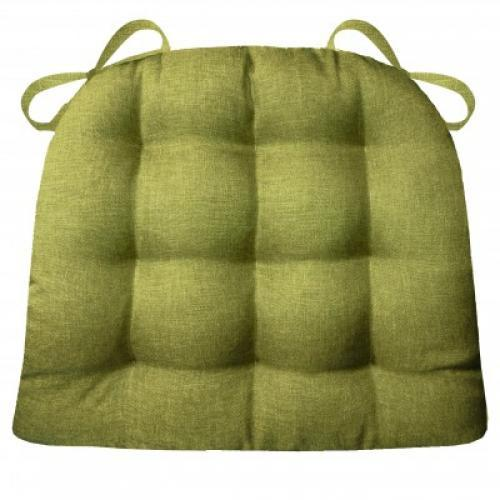 Chair Pad 15d X 17w Hayden Meadow Green