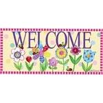 Doormat Switch Mat Insert Garden Friends