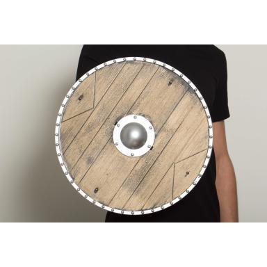 Replica Wood Night Shield