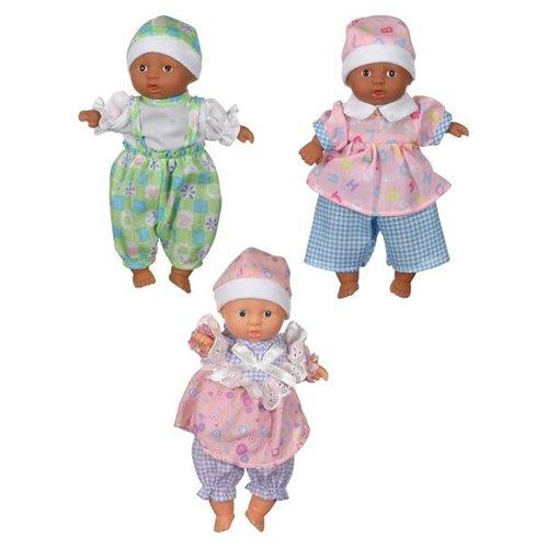 Babies Mini Assorted Skin Tones