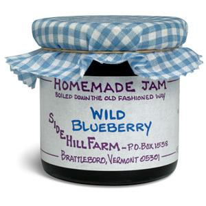 Wild Blueberry Jam 9oz -best Seller-