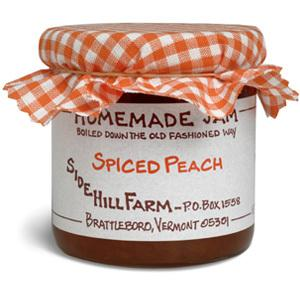 Spiced Peach Jam 9oz