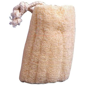 Loofa Natural With Cotton String
