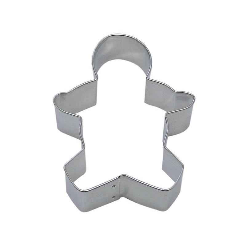Cookie Cutter Gingerbread Boy 3inch