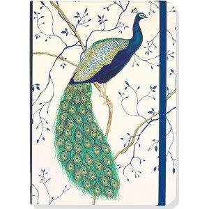 Journal -  Small Format Peacock