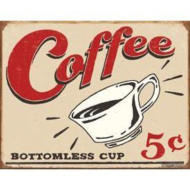 Tin Sign - Schonberg Coffee