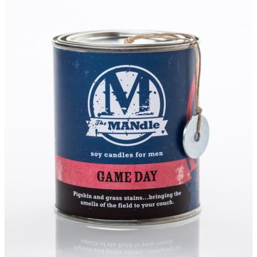 The Mandle Game Day Candle