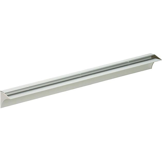 Rail Silver 8mm 24in