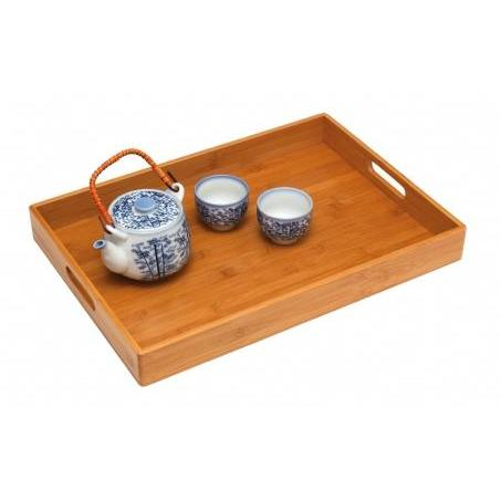 Serving Tray Serving 19.5x13.75x2 Bamboo