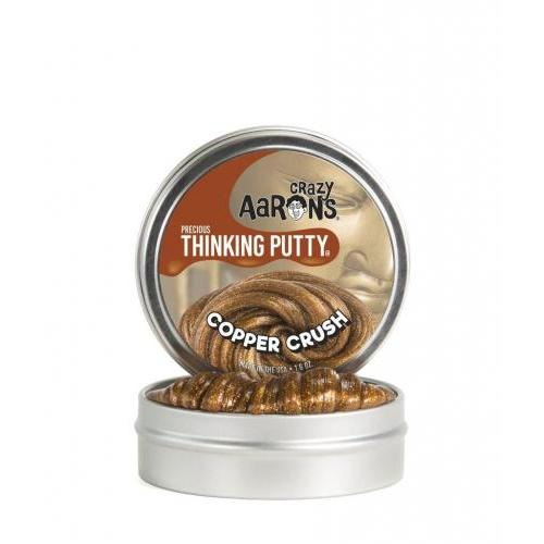 Thinking Putty 4in Precious Metals Copper Crush