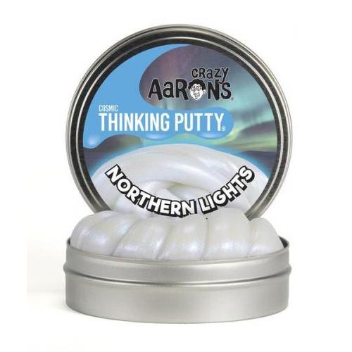 Thinking Putty 4in Cosmics Northern Lights