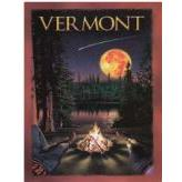 Playing Cards Vermont Campfire
