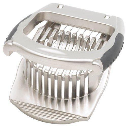Egg Slicer Deluxe Stainless Steel