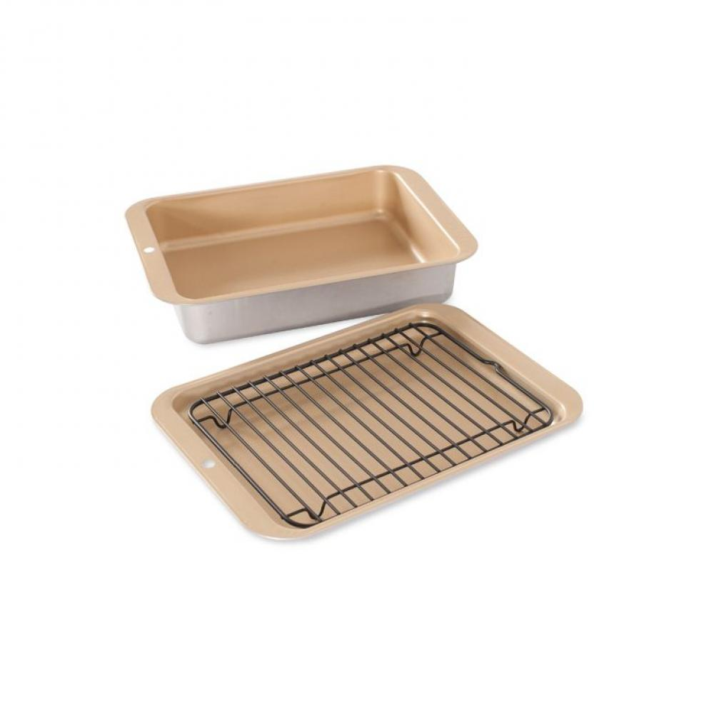 Bakeware Baking & Grilling Sheet & Tray & Rack