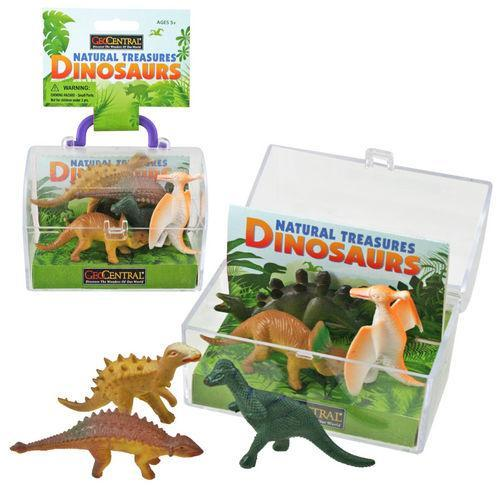 Treasure Chest Dinosaurs