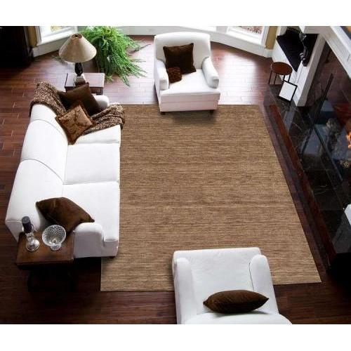 Rafia 5ft X 7ft 6in Rug Taupe