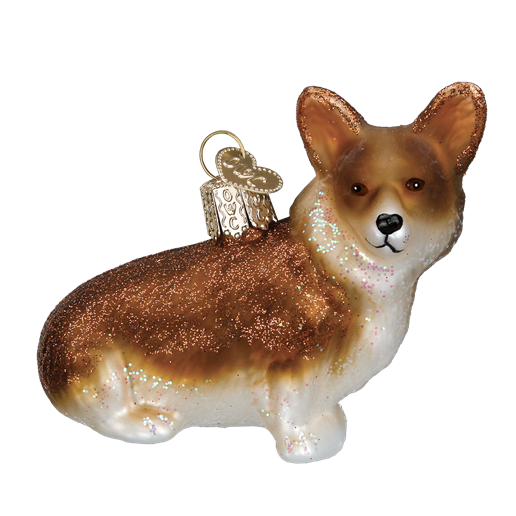 Christmas Ornament Dog Pembroke Welsh Corgi