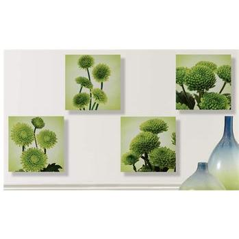 Canvas Print Floral Design (each Piece Sold Separately) (discontinued)