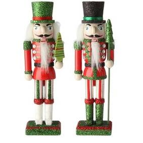 Decor Nutcracker 6in