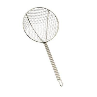 Strainer Skimmer Basket Wire Frying Spider 6in Long-handle Stainless Steel