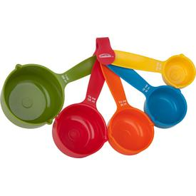 Measuring Cups Multicolor 5 Size Set