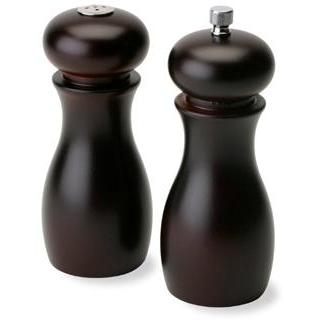 Salt & Pepper Grinder Mill Cafe Espresso Set