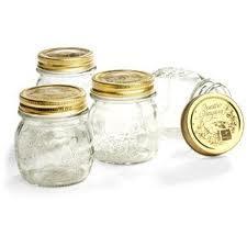 Jar Glass Screw-top Quattro Canning 0.25l Box Of 4