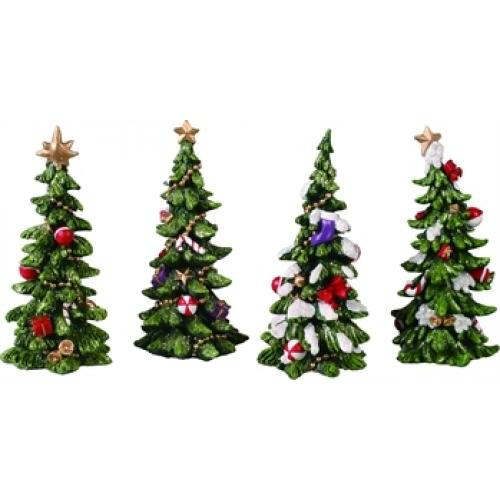 Christmas Decor Holiday Tree Figurine