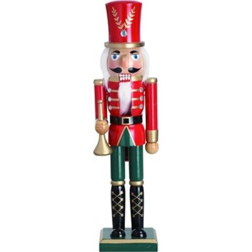 Wooden Nutcracker Figurine