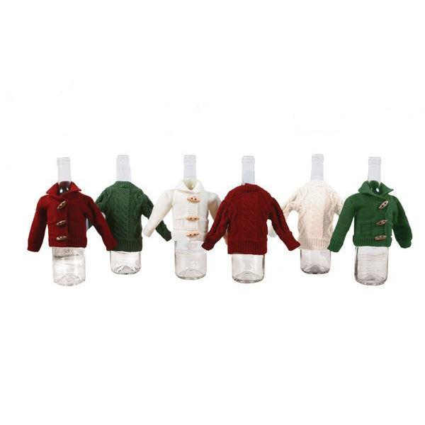 Christmas - Bottle Sweater Knit