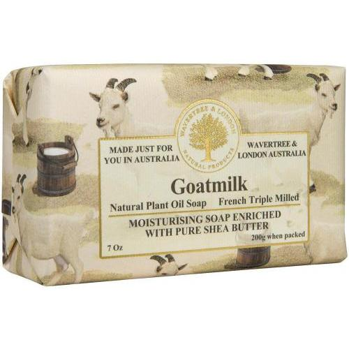 Wrapped Soap Goatmilk