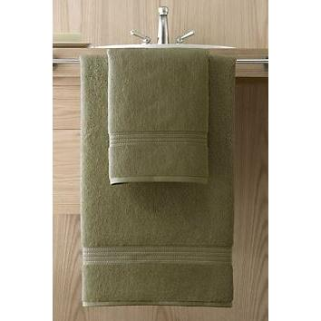 Kassadesign Moss Wash Towel 12x12