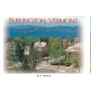 Postcard Summer Burlington, Vermont