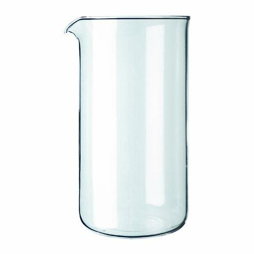 Spare Replacement Beaker French Press Carafe 3cup Small
