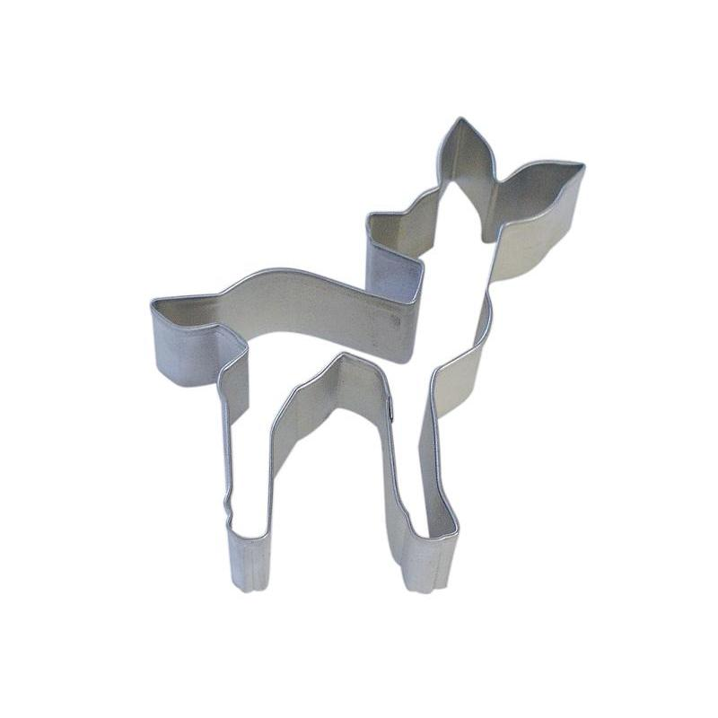 Cookie Cutter Animal Fawn 4.5inch