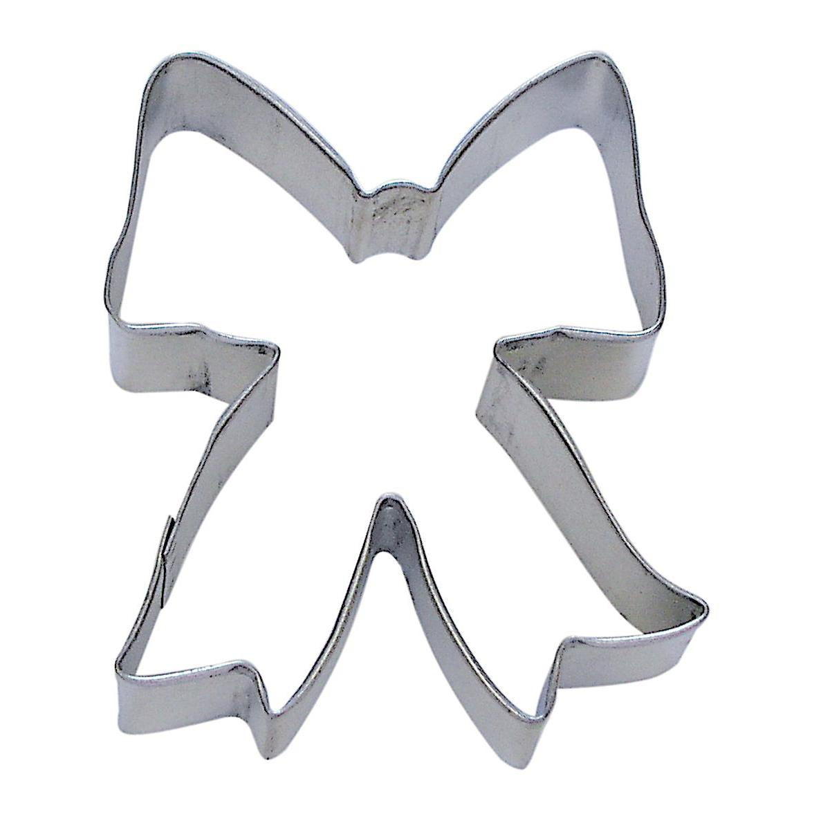 Cookie Cutter Shape Bow Lace Ribbon 3.5 Inch