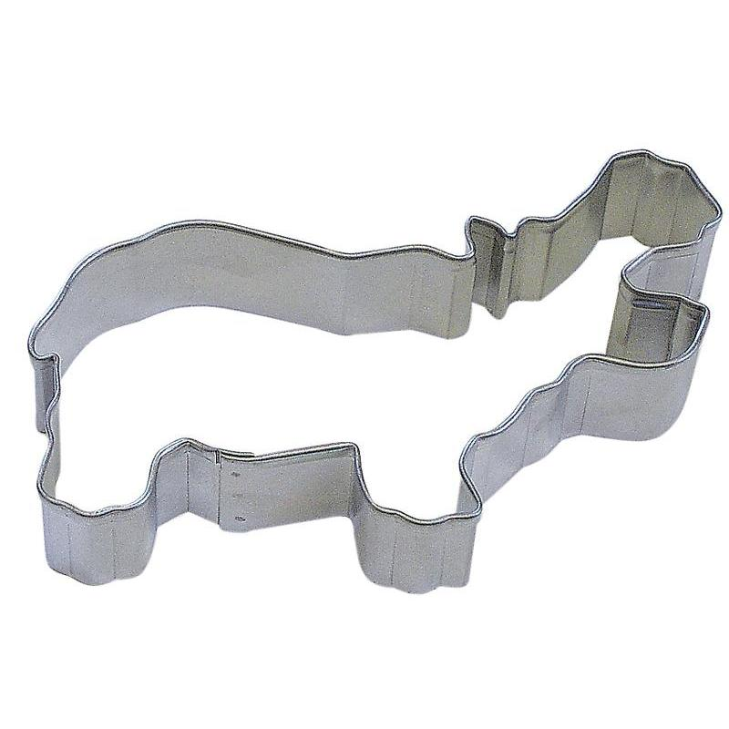 Cookie Cutter Animal Hippo 4 Inch