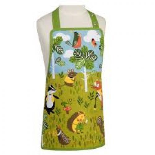 Apron Child Size Basic Critter Capers