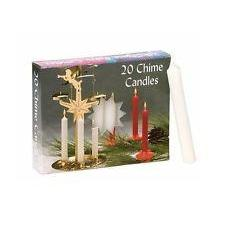 Chime Eye Of The Day Candle White Box Of 20