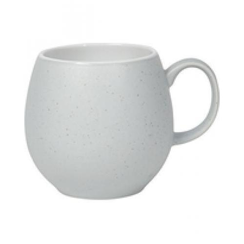 Mug Pebble Speckle White