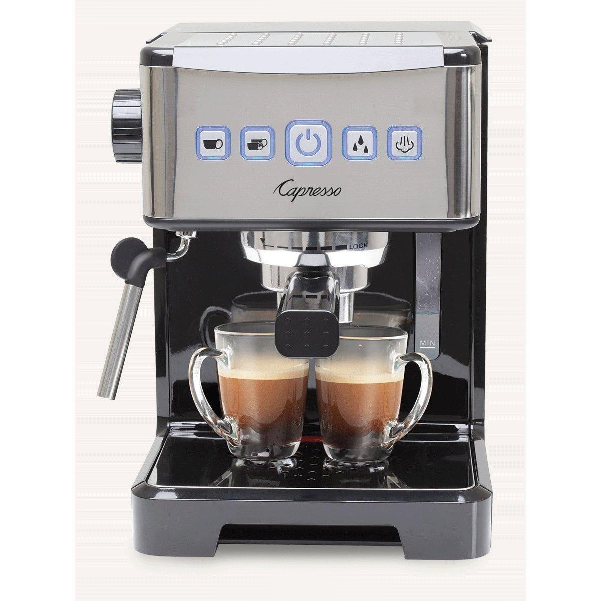 Electric Espresso Maker Ultima Pro Preg. Essp.-cappuccino