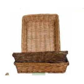 Willow Basket Tray Rectangle Large- 3 Colors