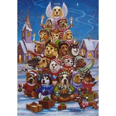 Advent Calendar Canine Christmas