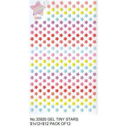 Stickers Stars Tiny