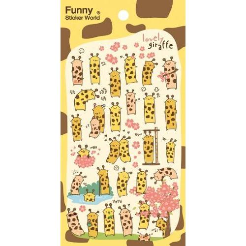 Stickers - Giraffe