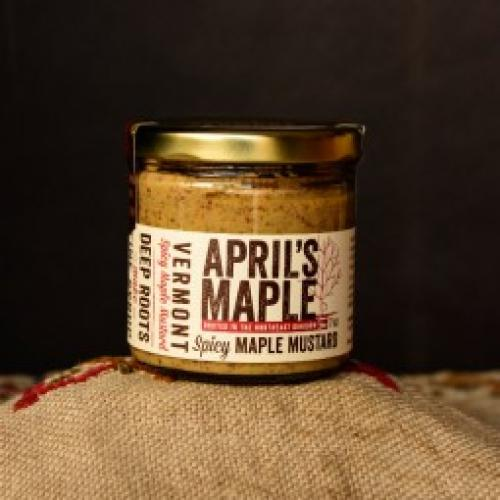Spicy Maple Mustard