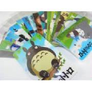Totoro Waterproof Stickers
