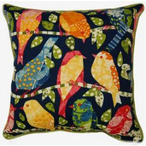 Ash Hill Multi Outdoor Pillow 17in X 17in
