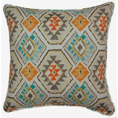 Eresha Oasis Outdoor Pillow 17in X 17in